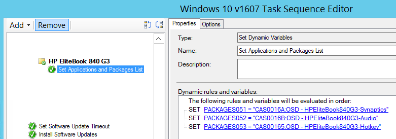 Enigmatic OSD - Tips for SCCM and MDT