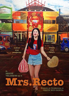 Starring Regine Velasquez, and Elmo Magalona.