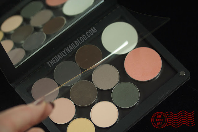 ittse, Nightfall collection, palette