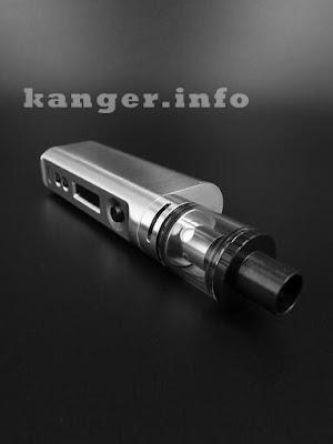 Three colors of Kanger SUBOX Mini-C Starter Kit
