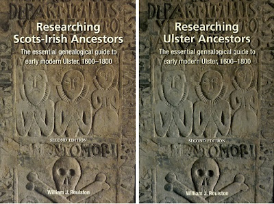 Researching Scots-Irish Ancestors 2nd edition now on sale