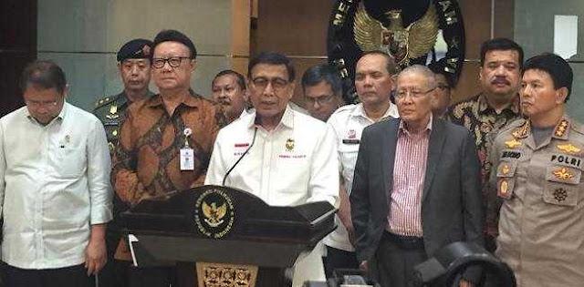 Pakar Hukum Pers: Wiranto Perlu Klarifikasi Pernyataannya Tentang Ancaman Shut-Down Media