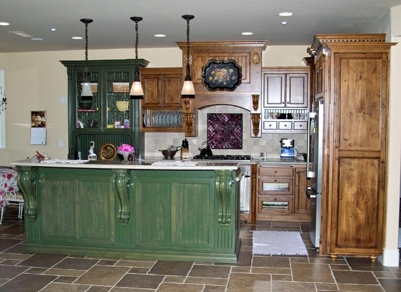 primitive decor kitchen ideas