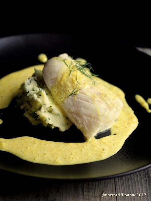 leichte Küche mit Fisch