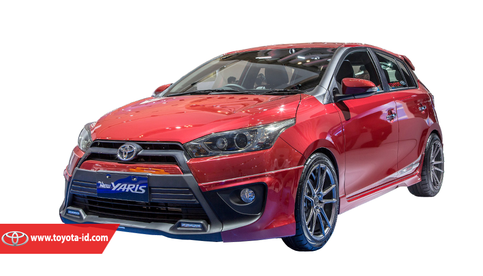 beda all new yaris g dan trd toyota merah perbedaan tipe e sportivo untuk bagian belakang dari sudah dilengkapi dengan fitur deffoger dimana ini berfungsi memanaskan kaca