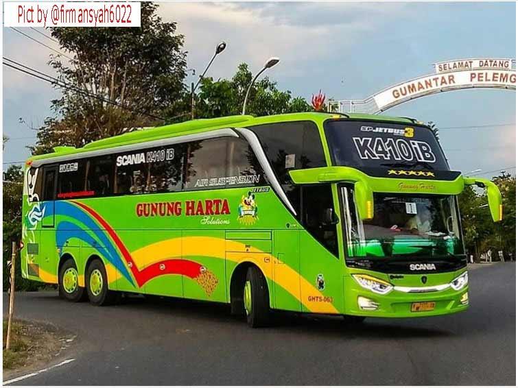 Jadwal Dan Harta Tiket Bus Gunung Harta Terbaru Aneka Harga