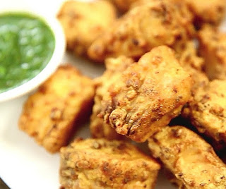 how to make fish pakora at home