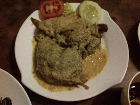Ayam Tulang Lunak Malioboro Surabaya