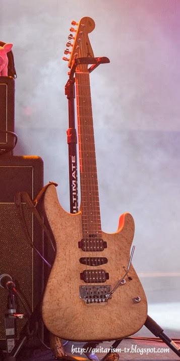 GUITARISM: Charvel Releases New Guthrie Govan Model in 2014