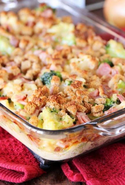 Ham-Broccoli-Cauliflower-Casserole-Image