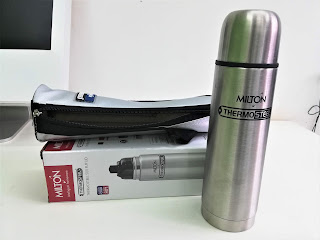 Milton Thermosteel 500 ml Hot & Cold for 24 Hours, Milton Thermosteel 1000 ml, unboxing Milton Thermosteel, testing Milton Thermosteel, review, price & specification, best long time thermosteel, hot thermomass, cold thermomass, best thermosteel flask, coffee thermosteel, coffee bottle, water bottle, full review, unboxing, Milton Thermosteel 500 ml Flask