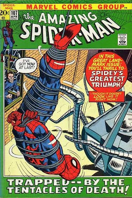 Amazing Spider-Man #107, Spider-Slayer