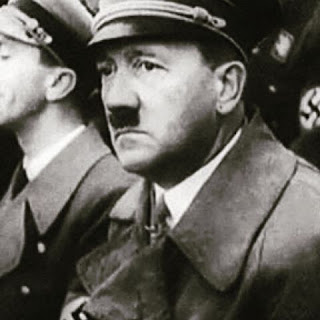 Adolf Hitler frowning worldwartwo.filminspector.com