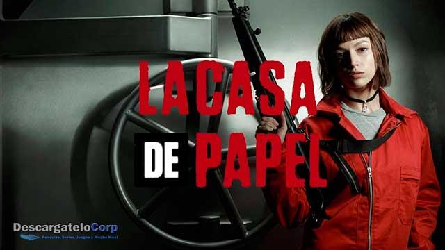 La Casa De Papel Temporada 1 Completa HD 720p Español España