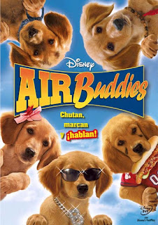 Air Buddies (2006) แก๊งค์น้องหมา ฮาก๋ากั่น