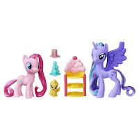 MLP the Movie Pinkie Pie and Princess Luna Sweet Celebrations Brushable