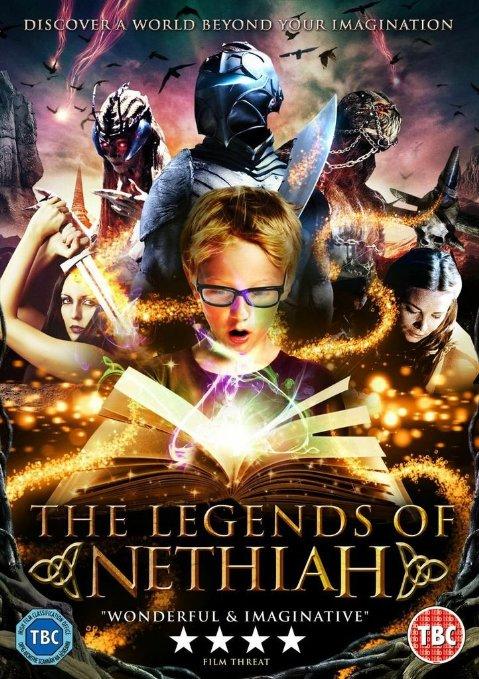The Legends Of Nethiah ศึกอภินิหารดินแดนอัศจรรย์ [HD][พากย์ไทย]