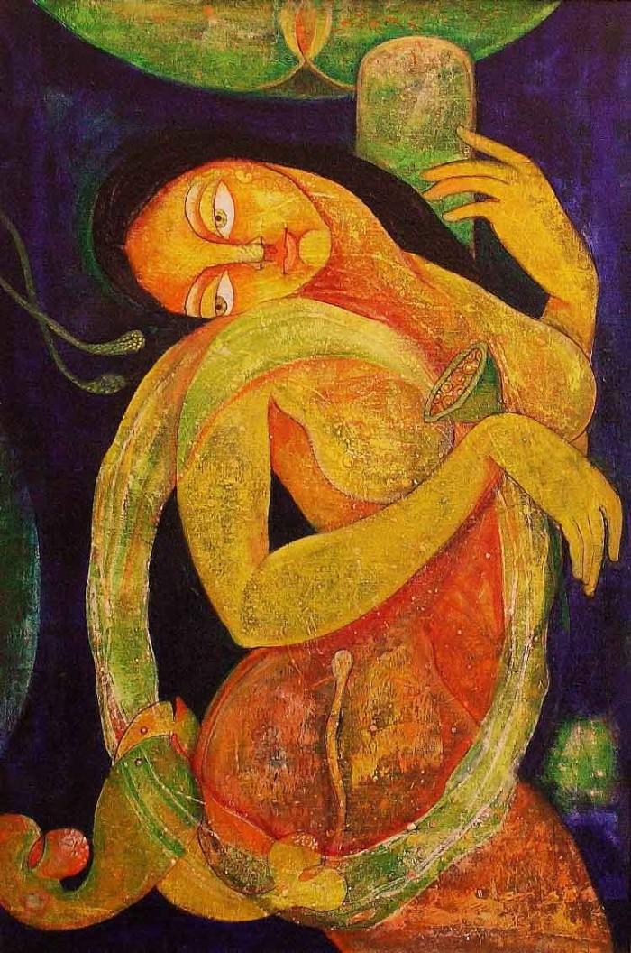 Poonam Chandrika Tyagi. Древние индийские традиции 7