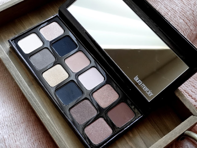 Laura Mercier Eye Art Caviar Colour Inspired Palette Review, Photos, Swatches