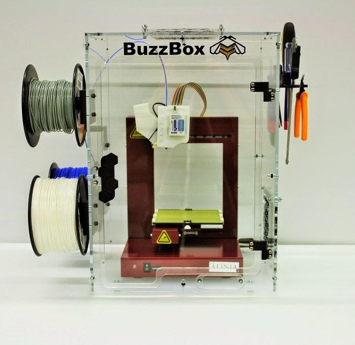 DIY 3D Printing: BuzzBox Universal 3d Printer Enclosure