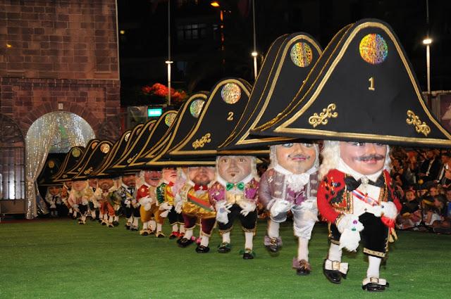 Las pruebas para la Danza de los Enanos se celebrarán los días 25 y 27 de octubre