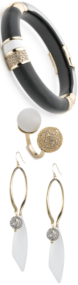ALEXIS BITTAR Crystal Encrusted Assorted Jewelry (sold separately)