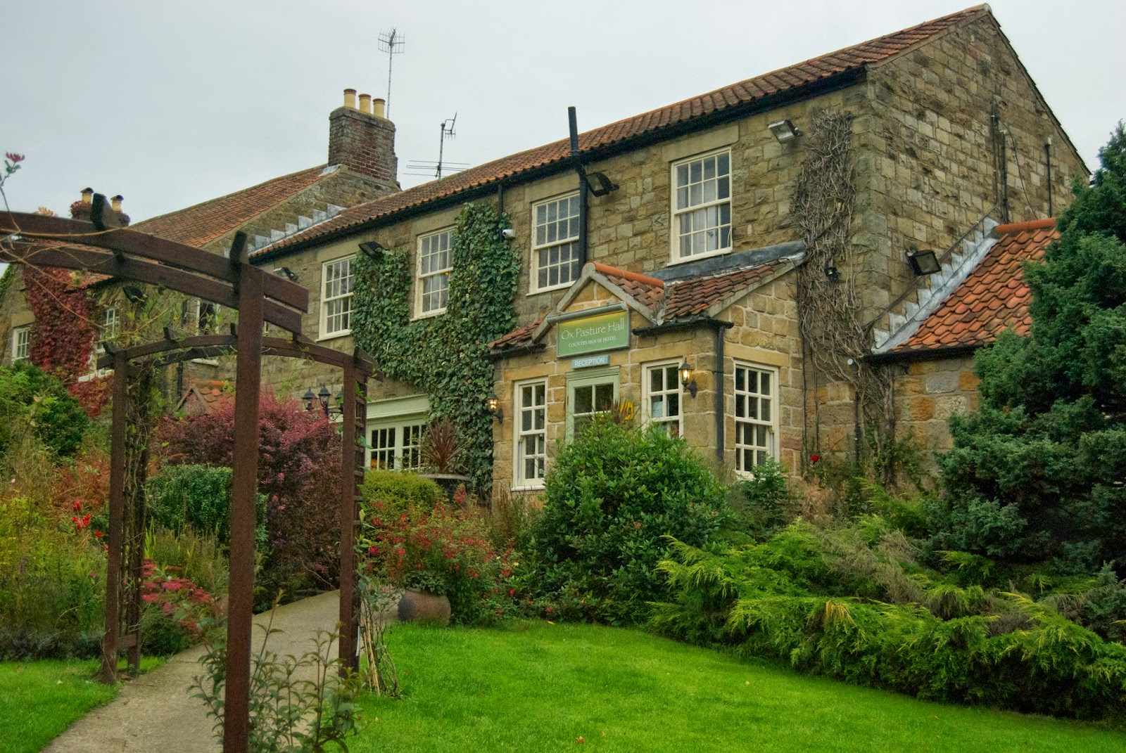 oxpasture hall hotel review