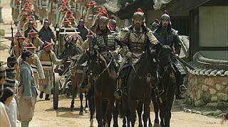 10 Jendral Hebat Zaman 3 Negara Dynasty China