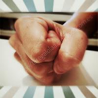 Rabia por la violencia machista