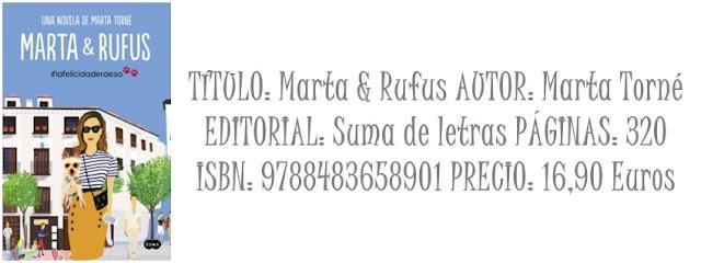 Reseña: Marta & Rufus