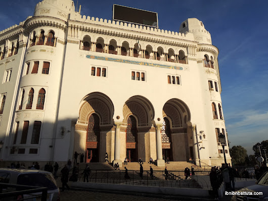 Around Algiers: Getting to Know 'La Ville Blanche' | Ibn Ibn Battuta