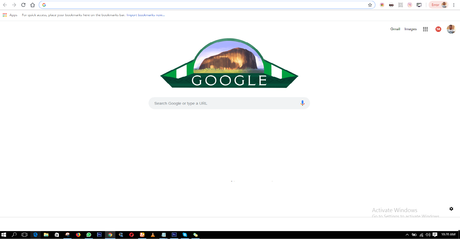 Google Celebrate Nigeria Independence coming up with a new