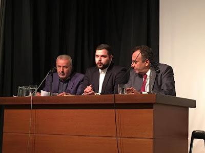ΓΙΑΝΝΕΝΑ-Με επιτυχία η παρουσίαση του νέου βιβλίου του Χρ.Χωμενίδη