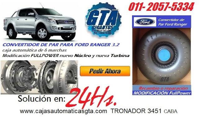 CONVERTIDOR DE PAR PARA FORD RANGER 3.2 CAJA AUTOMATICA