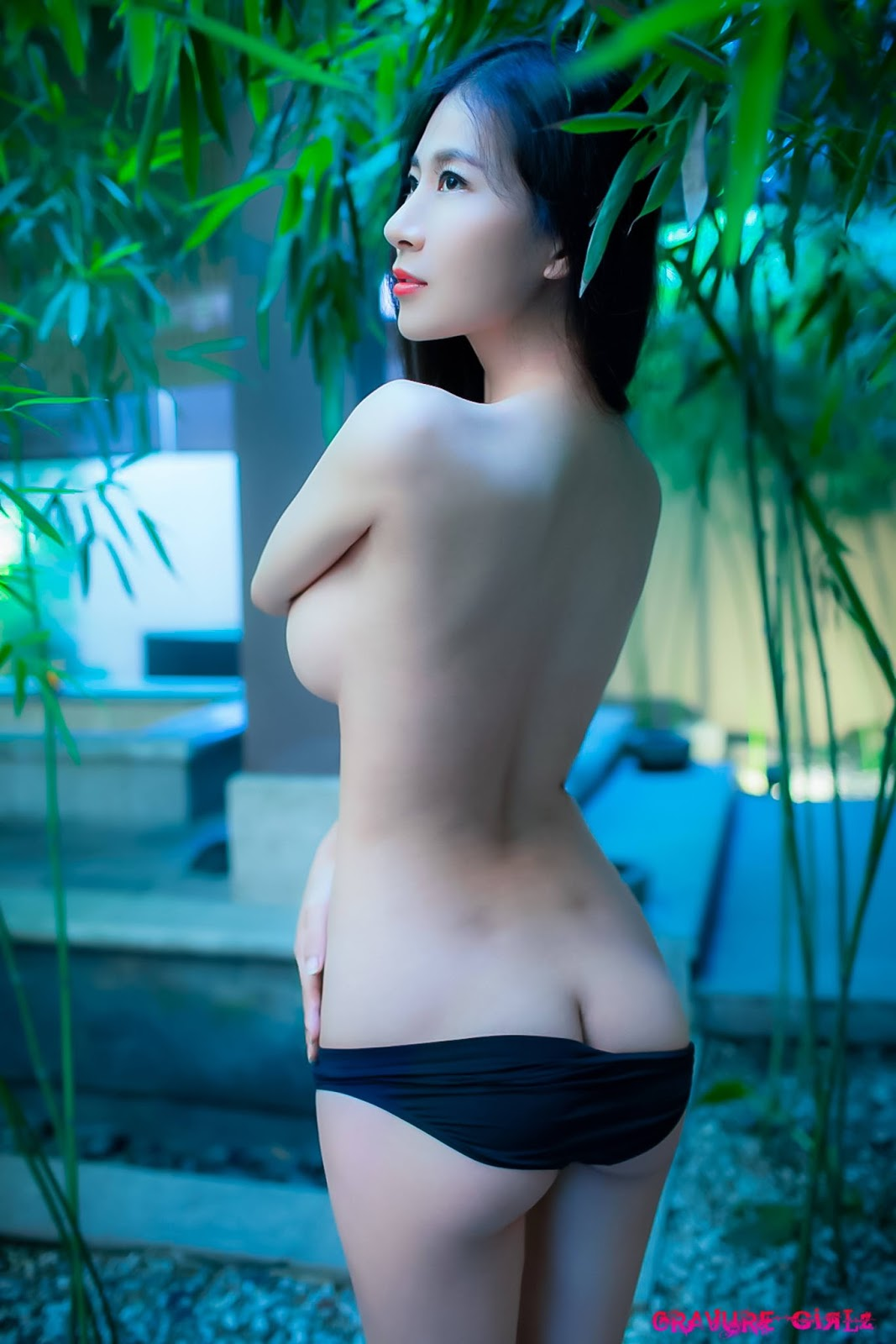 Zhan Lu  Nude, Big Breast Tuigirl, Perfect Body -5115