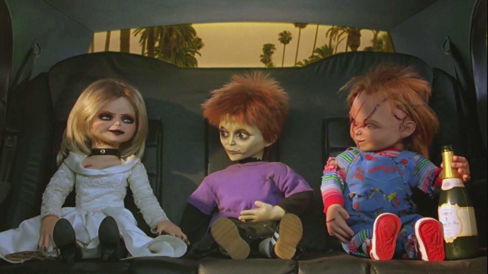 Naptown Nerd: Chucky Retrospective: SEED OF CHUCKY