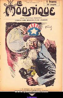 Le Moustique, Journal Humoristique Hebdomadaire, numéro 32, année 1931