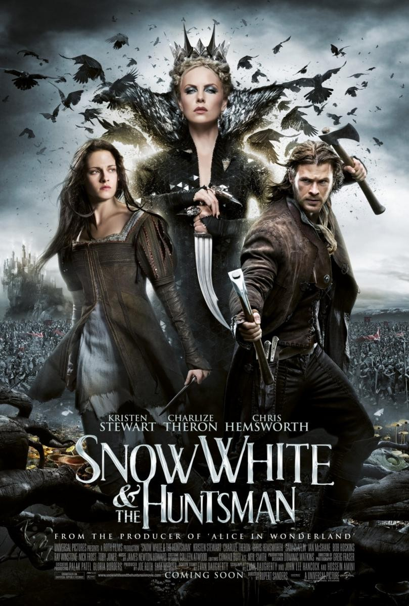 Booktalk More Snow White The Huntsman