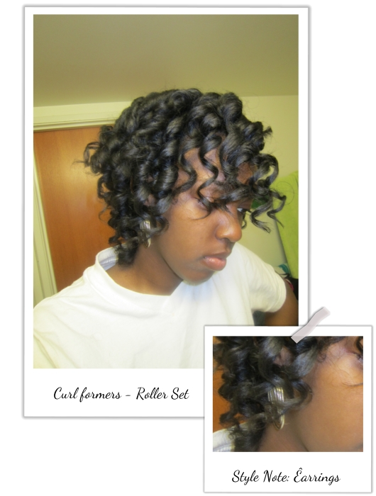 Magic Leverag Curlformers Knock Off Great For Short Hair