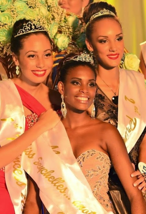 Miss Seychelles... another world 2014