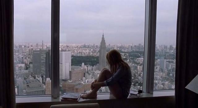 Вид на Токио из номера отеля