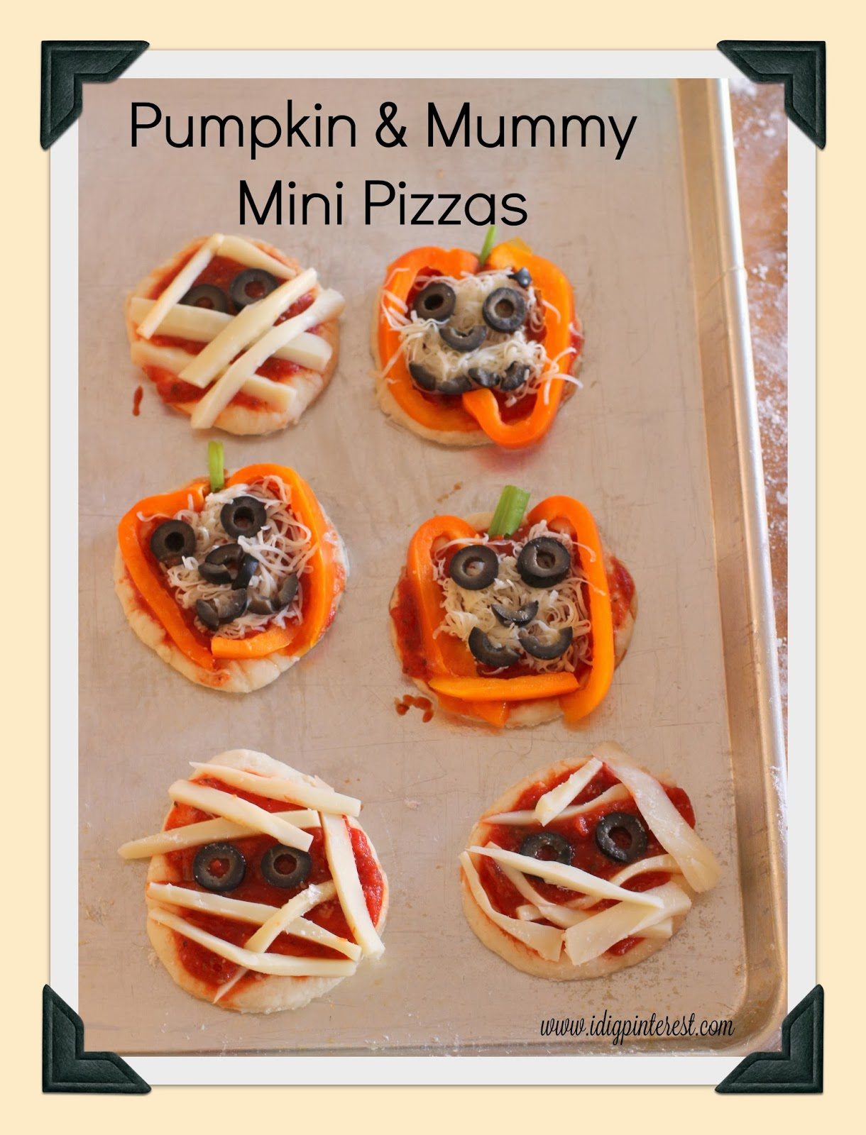 27 Halloween Decor Craft Recipe And Party Ideas On I Dig Pinterest