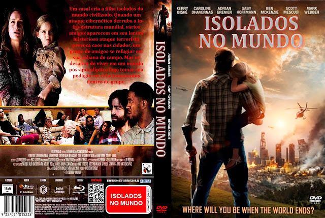 Capa DVD Isolados No Mundo
