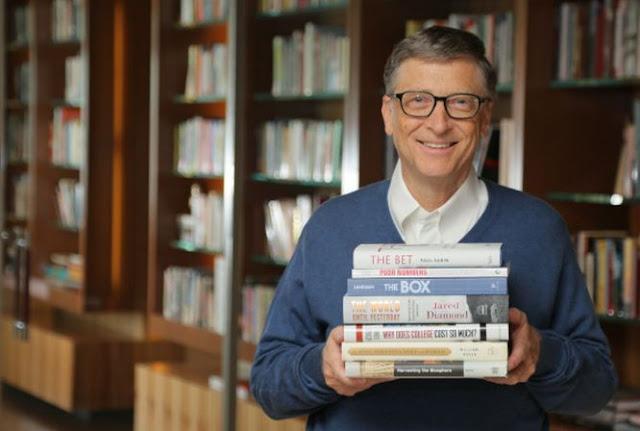 Buku Yang Dianjurkan Bill Gates