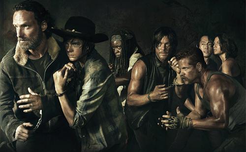 Jadwal tayang The Walking Dead season 5 di Indovision melalui Fox.