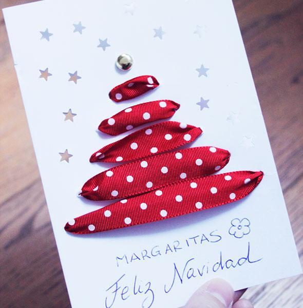 B e el ba l de eleanor by julia r ideas para una for Tarjetas de navidad hechas por ninos