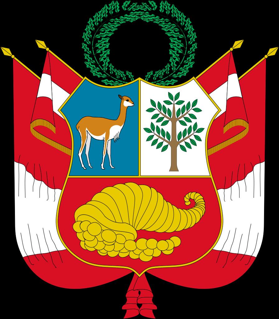 escudo Perú