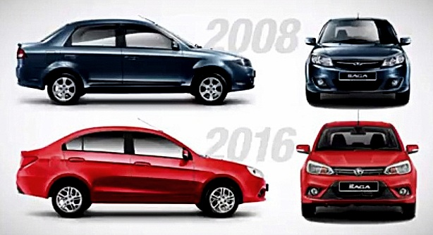Proton Saga 2016