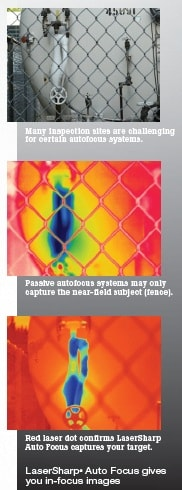 Fluke TiS65 infrared camera image quality