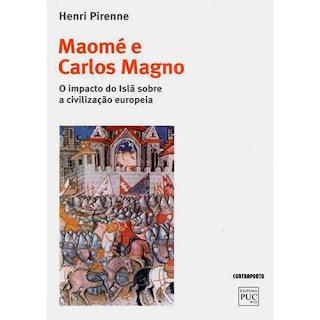 Livro - Maomé e Carlos Magno